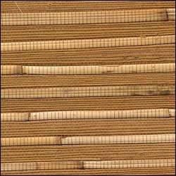 Brown Bamboo Wallcovering