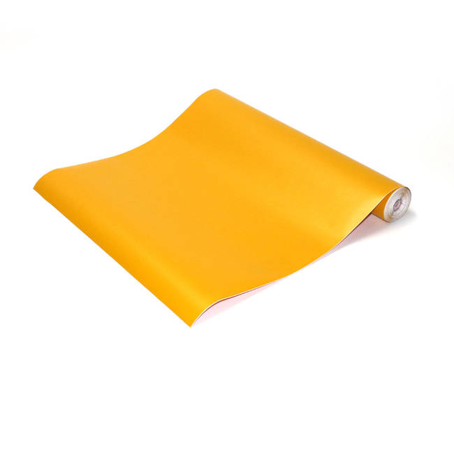 Banana Yellow Glossy Contact Paper