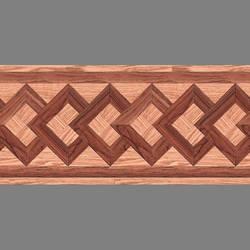 Diamond Wood Floor vinyl applique flooring