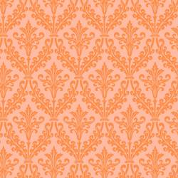 Georgia Peach Damask