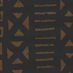 Tribal patterned wallcovering: 517214