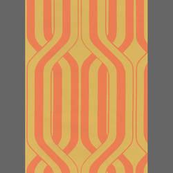 Crossover custom screen print wallpaper: ATt01