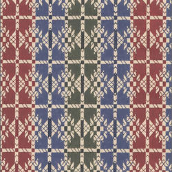 Ethnic Early Americana wallpaper: 520573