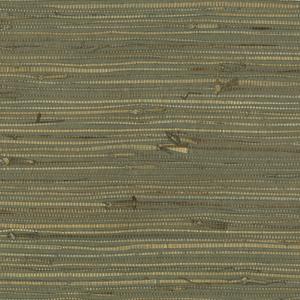 Naples Olive Grasscloth Wallpaper DLR54682